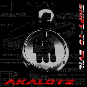 1001039 Akalotz - Shift To Evil Front 1200