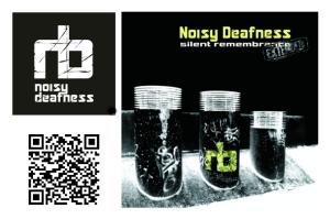 Noisy Deafness SRExt Postkarte